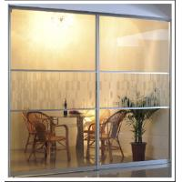 Buy cheap CY-LG104A Modern Aluminum Bypass Sliding Door, Interior Partition Sliding Door Factory For Kitchen, Office product
