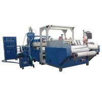 Buy cheap Auto Cling Film Extruder D75 X 1250 Auto Cast Cling Film Extrusion Machine product