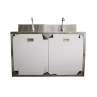 Buy cheap Customized Stainless Steel 304 Clean Room Equipments Medical Hand Wash Sink product