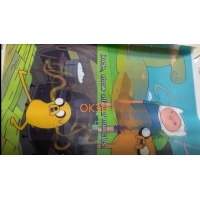 Buy cheap Soft lenticular materials TPU printing 0.36mm for changing flip lenticular print  fabric clothes product