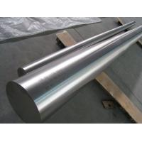 China Polished Stainless Steel Round Rod , 304 / 316 SS Bar Dia 6mm - 630mm on sale