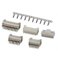 China JVT PHB 2.0mm Double Row Wire to Board Crimp style Connectors with Secure Locking Devices wholesale
