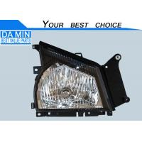 Buy cheap White Color  Isuzu Truck Headlights Unit For NPR 8980098260 Normal Size product