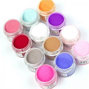 Buy cheap 2020 New nail artistry gel nail kit set dip organic powder acrylic powder for dipping product
