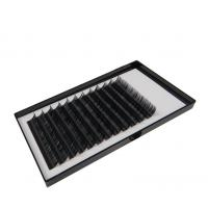 Buy cheap Real Mink Hair Eyelash Extensions Individual Lashes B Curl 6-16 Mm Length product