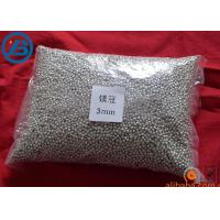 Buy cheap High Purity Magnesium Metal Alloy Granules Water Filter 3mm SGS Certification product