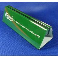 Quality Transparent Dismountable Acrylic Menu Holders With Good Guality for sale