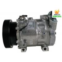 Buy cheap Stable Auto Parts Compressor Reduce Fuel Consumption For Renault Dacia Logan product