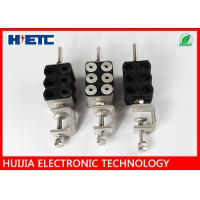 Buy cheap RF 6 Way Coaxial Cable Clamps 7/8 Inch for Telecom tower 1000 hours UV resistance product