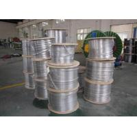 Buy cheap ER310 Steel Wire Coil For Welding , High Strength Spring Steel Wire Rods product