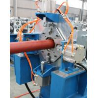 Buy cheap Panasonic PLC Control Downspout Roll Forming Machine Hydraulic Station product