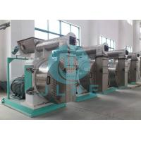 Buy cheap Animal Poultry Feed Pellet Mill / Ring Die Pelletizer 5 Ton Per Hour 380V product