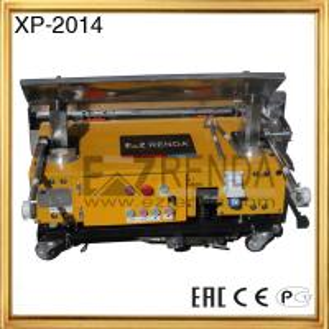Buy cheap Ezrenda Mortar Plastering Machine Tools Remote control , Single Phase product