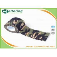 Buy cheap Military Tactical Flexible Cohesive Elastic Bandage Adhesive Tape Stretchable product