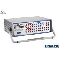 Buy cheap Universal Relay Test Set complying IEC61850 SV & GOOSE product