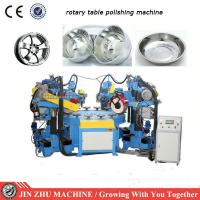 Buy cheap PLC Pogramming Control Rotary Polishing Machine For Stainless Steel Cookware product