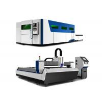 Buy cheap 380V/50HZ CNC Laser Cutting And Engraving Machine , Iron Laser Cutting Machine product