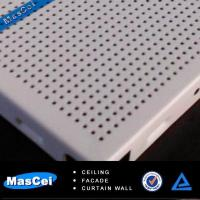 Buy cheap 600*600 Ceiling Tile Perforated Metal False Ceiling product