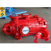 Buy cheap High Efficiency Electric Motor Driven Fire Pump Centrifugal Ductile Cast Iron Casing product