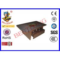 China One Side Two Player Coffee Table Games Machine 22 Inch LCD Screen on sale