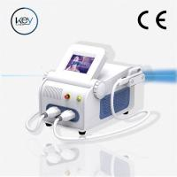 Quality 2 Handpieces Multifunction Beauty Machine OPT IPL RF SHR & SSR Super Hair for sale