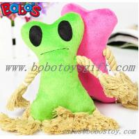 Buy cheap Plush Stuffed Pet Toy With Cotton Rope and Squeaker in 2 Colors product