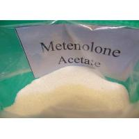 Buy cheap Primobolan Methenolone Acetate Anabolic Steroid Powder for Bodybuilding , CAS 434-05-9 product