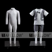 Buy cheap Wholesale full body no head kid adjustable ghost mannequin torso product