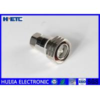 "Buy cheap RF 7/16 DIN Straight Male Connector Telecom Accessories For 1/2"" Feeder Cable Electronic Parts product"