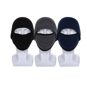 Buy cheap Windproof Coldproof Multifunctional Knit Beanie Hats With Ear Flaps product