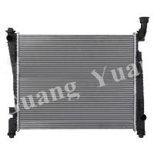 Buy cheap OEM 52014529AB Aluminium Jeep Grand Cherokee Radiator DPI 13200 55038001AG/AH/55038185AE product