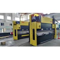 China Delem System Steel CNC Hydraulic Press Brake 120T Amada Toolings 380V / 50HZ on sale