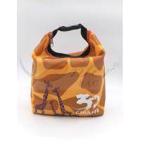 Buy cheap Small Double Color Custom Insulated Bags To Keep Food Frozen 420D Polyester product