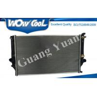 Buy cheap AT 2012 Toyota Aluminum Radiator With Plastic Tank RAV4 2.2D OEM 16400-26411 product