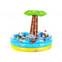 Buy cheap Custom 28 Inch Inflatable Palm Tree Cooler , Blow Up Beverage Cooler from wholesalers