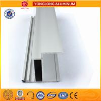 Buy cheap Dirt - Proof Anodized Aluminum Profiles High Hardness Easily Clean product