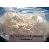 Buy cheap No Side Effect Raw Anabolic Steroids Drost Propionate / Masteron CAS 521-12-0 product