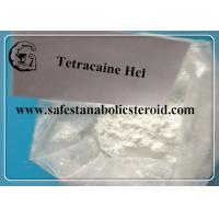 Buy cheap Local Anesthetic Drugs Tetracaine Hydrochloride White Crystalline Powder product