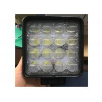Buy cheap 4D 48W CREE LED Truck Work Lights 4.5 Inch Square With Long Lifespan product