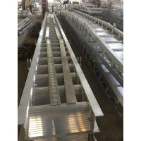 Buy cheap Fixed Arch Steps / Aluminum Alloy marine boarding steps Accommodation Ladder product