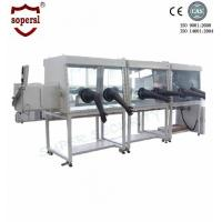 China Chemical Customize Glove Box with Gas Purification System for Lab usage wholesale