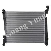 Buy cheap OEM 55038001Ah / 52014529AB Ford Aluminum Radiator , Jeep Grand Cherokee Radiator Nissens 61032/61033 DPI 13200 product
