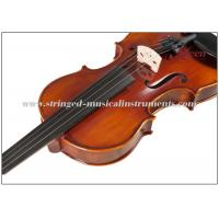 Buy cheap Brazil Wood Musical Instruments Violin With Ebony Fingerboard Material product