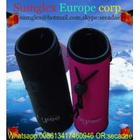 Buy cheap water bottle insulator sleeve from wholesalers