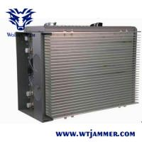 Buy cheap 2g 3G 4G High Power Cell Phone Signal Jammer 240W Total Output Power product