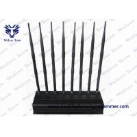 Buy cheap GSM CDMA Remote Control Jammer 50 - 60Hz For 3G 4G Mobile Phone Signal product