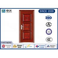 Fire Limit 1 Hour Fireproof Entry Doors For High Grade Commercial