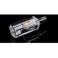 Buy cheap led crystal candle bulb light E14 E12 SMD2835 led chip Epistar CE dimmable lighe from wholesalers