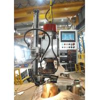 Buy cheap 1000 NC Saddle SAW Welding Machine Pressure Vessel Manufacturing Equipment product