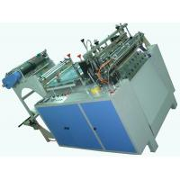 Buy cheap Hot Seal Hot Cut For T Shirt Bag High Speed Automatic Bag Making Machine product